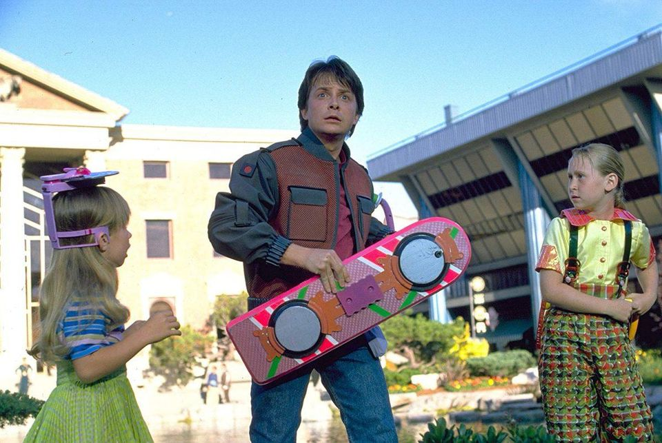 The Companies Who Actually Developed Flying Hoverboards