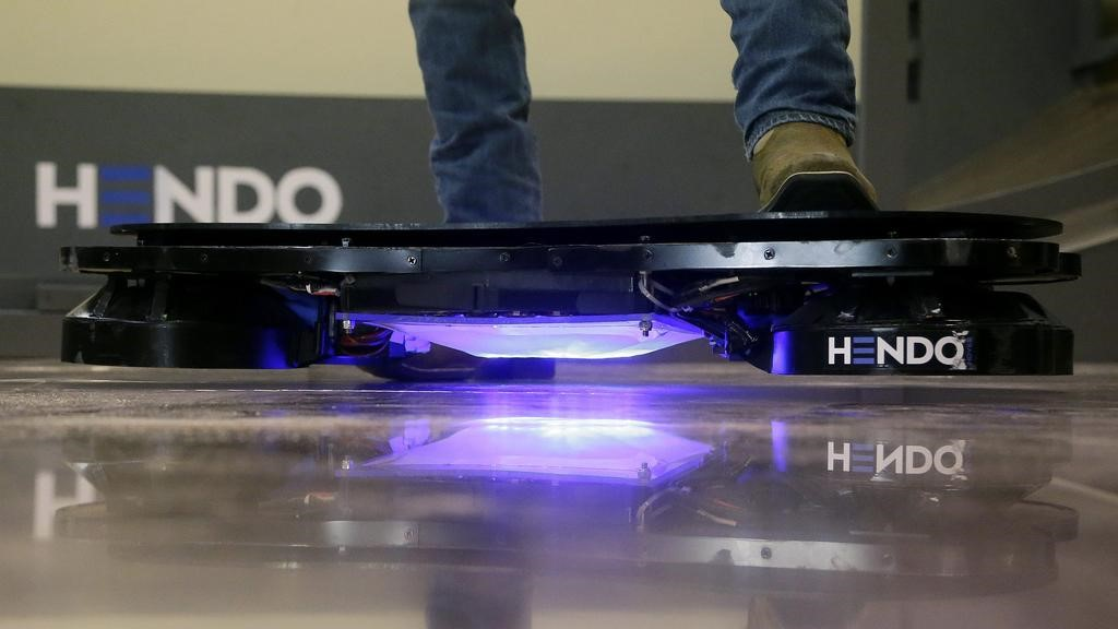 Hendo Hoverboards - The Viral Bros