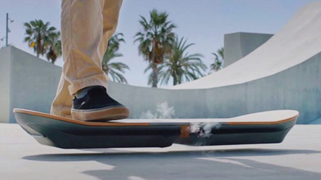 SLIDE Hoverboard by Lexus - The Viral Bros