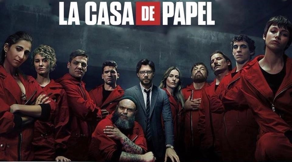 Money Heist | The Viral Bros