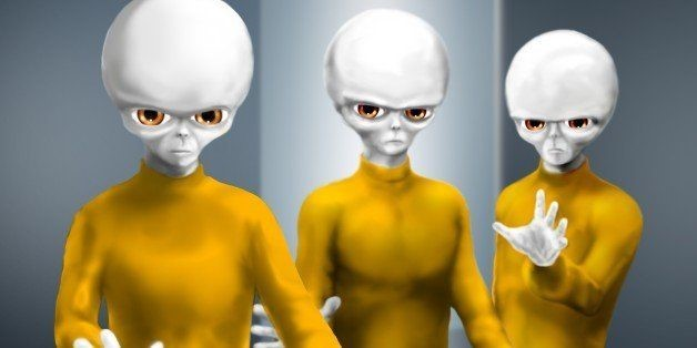 humanoid beings alien abduction | The Viral Bros