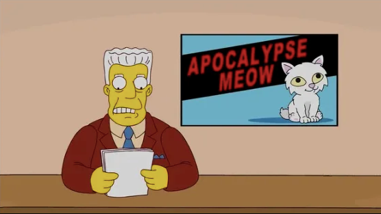 The Simpsons Predicted Coronavirus? - Apocalypse Meow | The Viral Bros