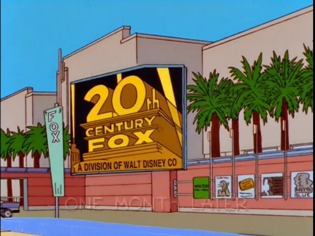 The Simpsons Predicted the future - Disney owns Fox | The Viral Bros