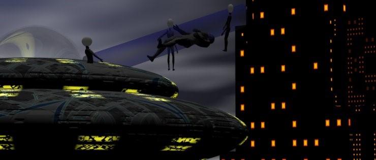 Linda Napolitano manhattan alien abduction | The Viral Bros